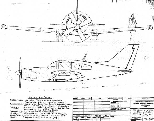 Amateur built airplne construction drawings