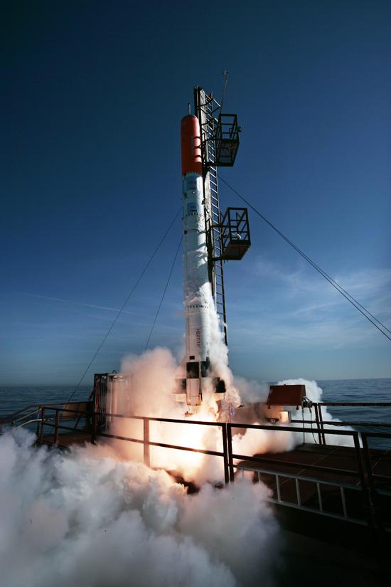 Endeavor Launch 2012 Launch Campaign 2012