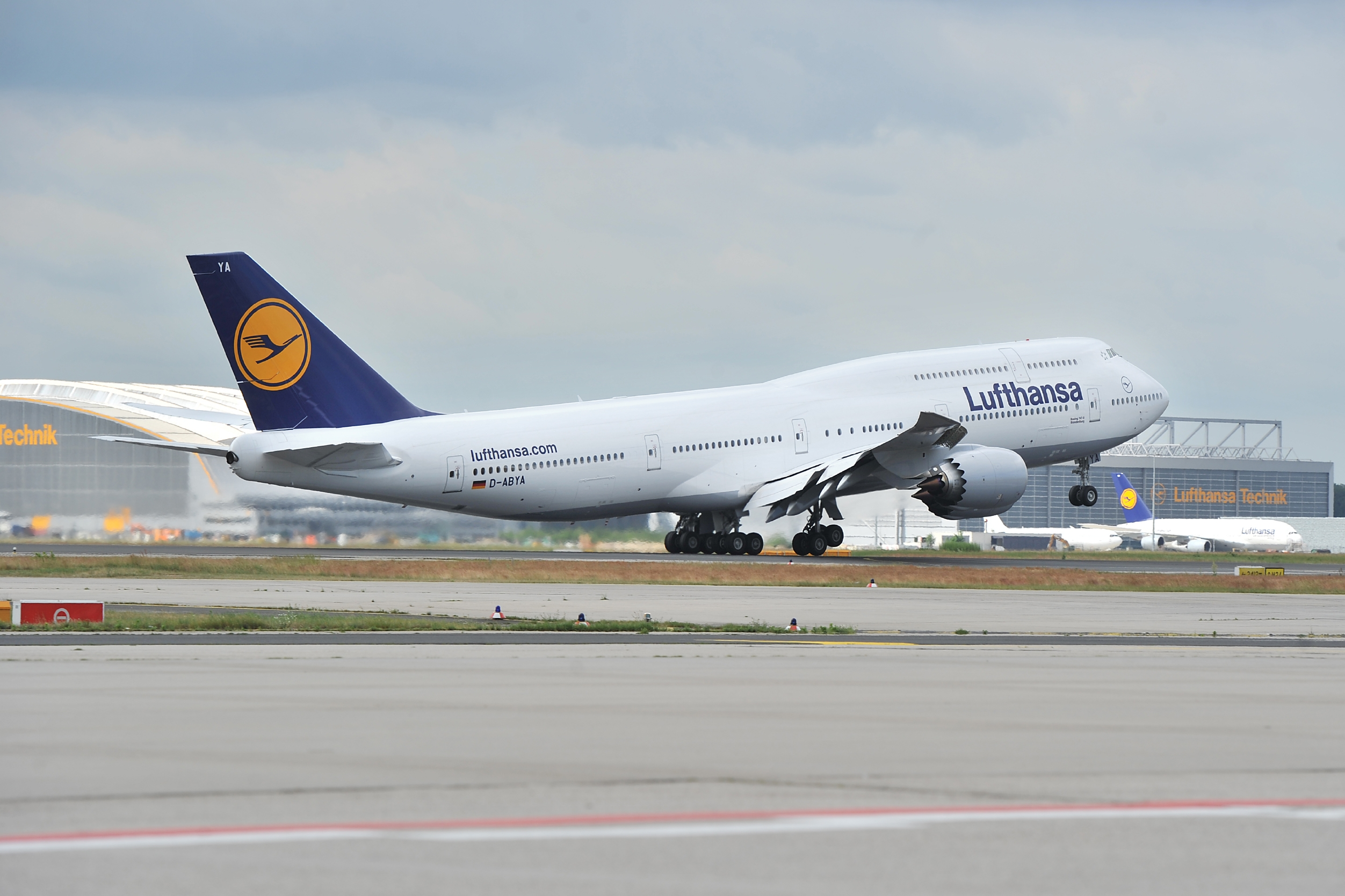 LufthansaFrankfurt