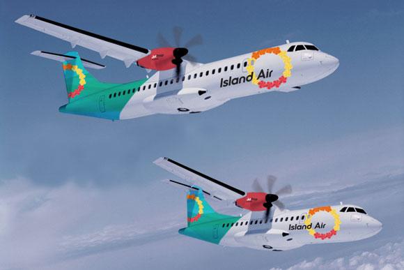 island-air-plane-mock
