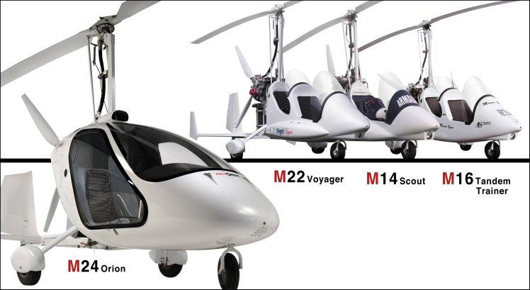 Magni Gyrocopter – Aerospace